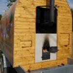 Mobiilse sauna ja kümblustünni rent